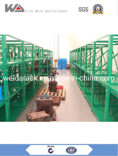 Heavy Duty Warehouse Mold Racking