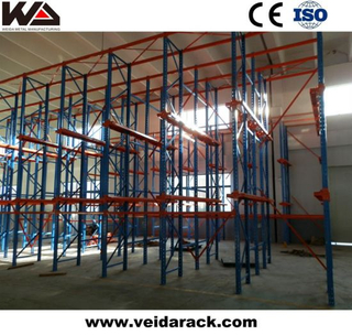 Industrial Narrow Aisle Racking
