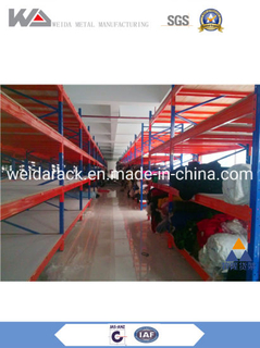 Medium Duty Long Span Shelving System for Sale
