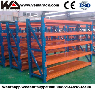 Industrial Warehouse Medium Duty Shelving System