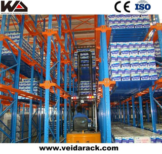 Warehouse Drive Through Racking System