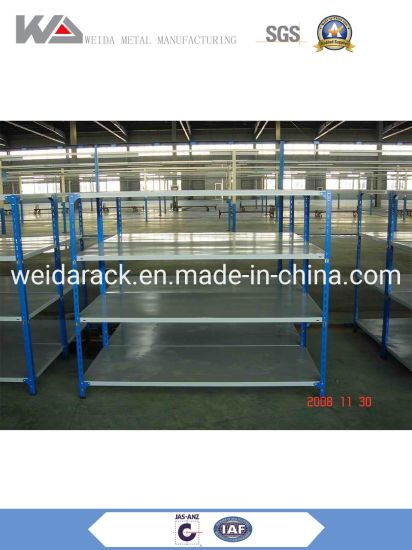 Light Duty Industrial Warehouse Shelving for Sale