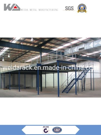 China Steel Mezzanine System