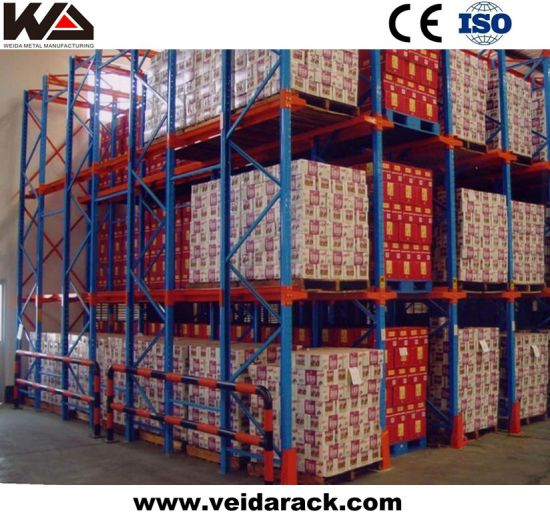 China Warehouse Drive in Racking for Sale