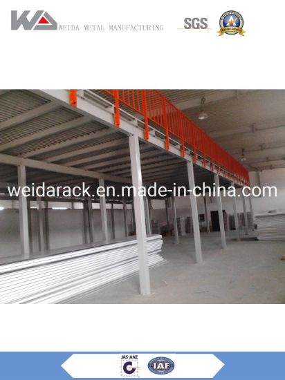Warehouse Mezzanine Floor Systems