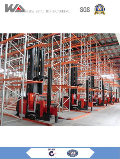 China Warehouse Drive in Racking System