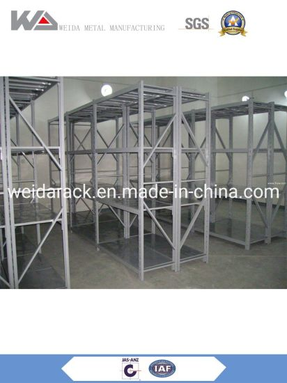 Durable Light Duty Warehouse Storage Racks for Sale