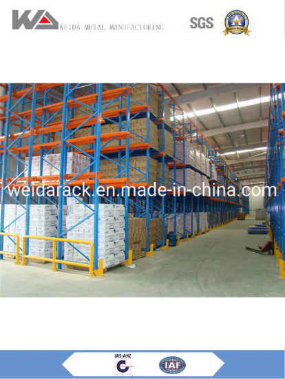 China Drive Through Racking