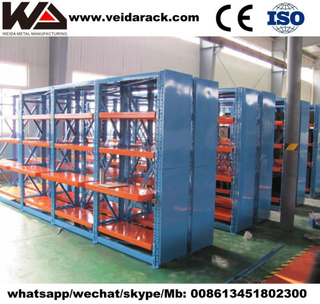 Industrial Warehouse Mould Storage Racks