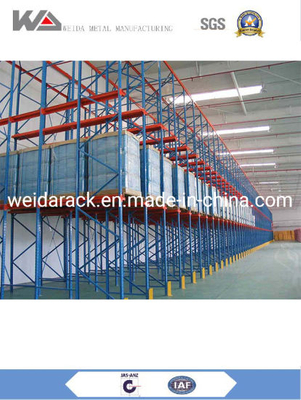 Warehouse Heavy Duty Drive Through Racking