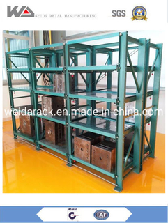 Injection Mold Storage Racks Systems
