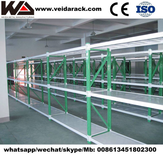 Industrial Medium Duty Shelving Racking