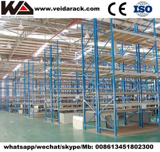 Industry Warehouse Long Span Shelving System