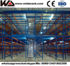 Warehouse Pallet Rack Mezzanine Systems