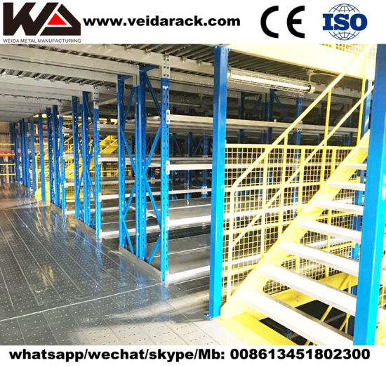 Warehouse Structural Mezzanine Systems