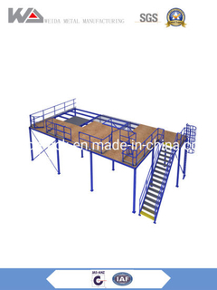 Warehouse Steel Mezzanine System