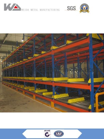 Pipe Rack Storage System