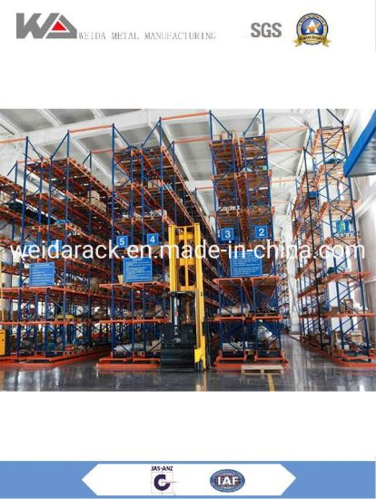 Industrial Drive Through Racking