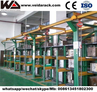 Warehouse Mold Storage Rack Systems