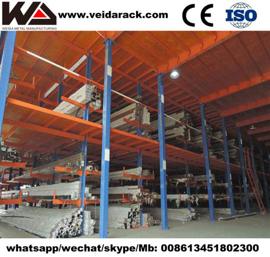 Heavy Duty Structural Mezzanine Systems