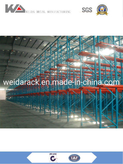 High Density Drive in Pallet Racking System
