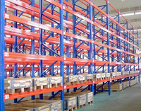 The Attention Points for Installing High Storage Warehouse Shelves in the E-commerce Industry