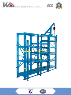 Heavy Weight Mold Storage Systems