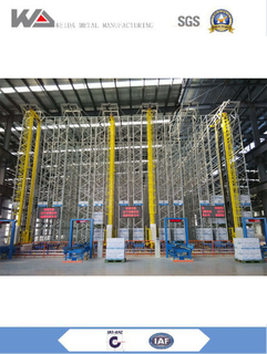 ASRS Automated Warehouse Racking Storage Retrieval System