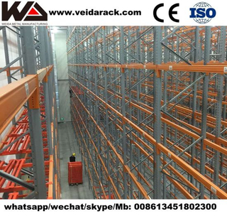 China High Quality Industrial Warehouse Rack for Storage Shelves