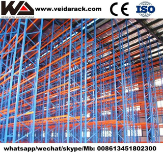 Warehouse Cold Storage Shelving