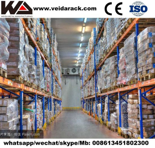Warehouse Cold Storage Racks