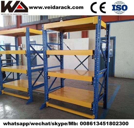 Industrial Mold Die Storage Racks