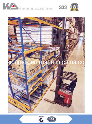 Long Span Medium Duty Shelving Racking