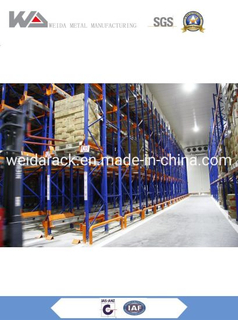 Radio Drive in Shuttle Pallet Racking for Industrial Warehouse Storage