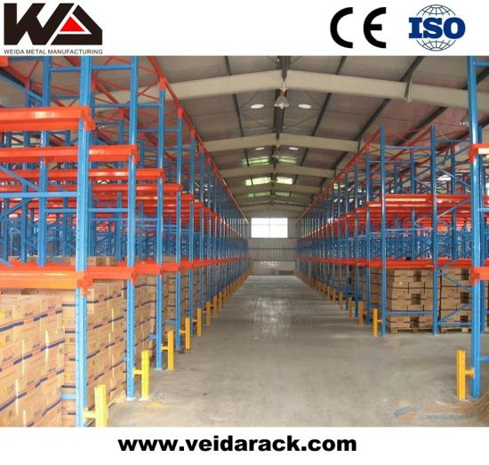 Industrial Structural Pallet Rack