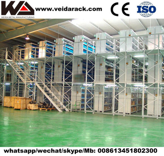Warehouse Pallet Racking Mezzanine Floors