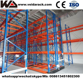 Industrial Mobile Racking