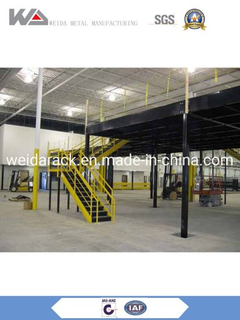 Industrial Mezzanine Floor Racking System