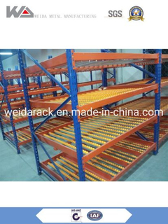 China Flow Through Racking