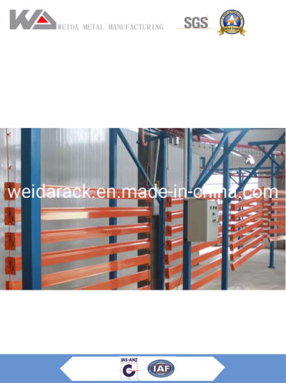 China Industry Warehouse Medium Duty Rack