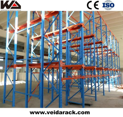 China Drive in Drive Through Racking System